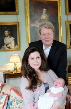 Theodore Alexander is delighted to congratulateThe Earl and Countess Spencer on the birth of their daughter, Lady Charlotte Diana Spencer.