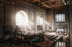 An awesome photo by Dale Martin of the Kansas City Union Station!
