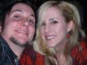 Synyster Gates and Michelle Haner