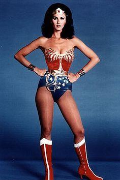 Lynda Carter as Wonder Woman Wonder Women, Woman Pose, Lynda Carter, Alter  Ego 517fe91cef