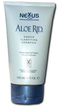 Aloe Rid Detoxifying Shampoo Review Nexxus Aloe Rid – Final Verdict  Thousands of satisfied customers. Many good reviews and feedback on numerous blogs confirm that Nexxus Aloe Rid, in combination of other cleaning products, helps to pass a hair drug tests. It is the best support shampoo on the market for a hair drug test.