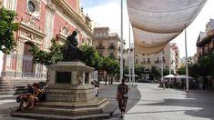 """Spanien – Wie """"kurz hinlegen"""" zur Siesta wird Wie""""kurz hinlegen""""zur Siesta wird Wir haben nun nicht mehr über 30 Grad, sondern ganz ganz wenig drunter. Unser Zelt steht zwar im Schat...  #Erfahrungen #Espresso #Europa #Flamenco #FrischerSaft #Herausforderung #Küste #Motorrad #Öffnungszeiten #Podcast #Pool #Roadtrip #Rundreise #Sevilla #Siesta #Sommer #Spanien #summer #Tagebuch #Tanzen #Tapas #Töff #Zelten Leben pur! Unterwegs. Mit dem Motorrad quer durch Spanien - 2016 Grad, Roadtrip, Tapas, Espresso, Street View, Flamingo, Sevilla, Europe, Journal Paper"""