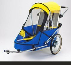 Bike Trailer for Larger Special Needs Children