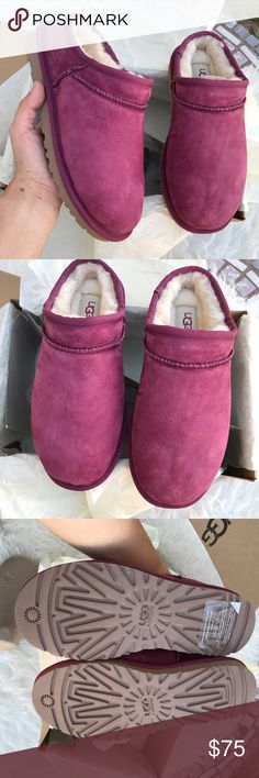 UGG classic water resistant slippers new sz 8 new UGG classic water resistant slippers new sz 8 new 100% authentic! Improved style ; more durable, water resistant and new packaging . Itemcloset#docin UGG Shoes
