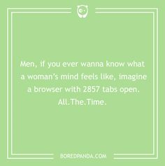 Funny Sayings That Most Women (And Some Men) Can Relate To - DesignTAXI.com
