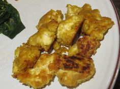 Tofu Popcorn Chick'n/ The Peppertree