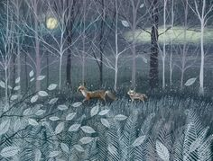 Landscapes Wildlife Portfolio | Lucy Grossmith | Heart To Art