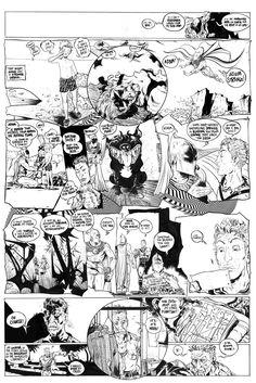 Paul Pope - Comics