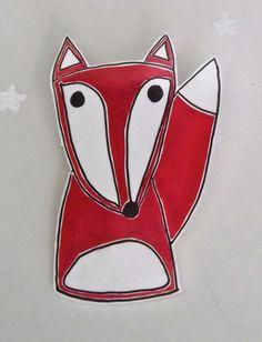 Fox Brooch £4.00