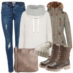 Winter-Outfits: myday bei FrauenOutfits.de