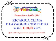 PROMO CLIMA PER TUTTO IL MESE DI APRILE 2014