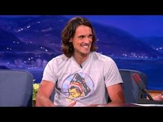 Chris Kluwe - physically he's not really my type, but holy moly talk gamer to me!