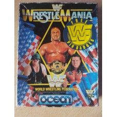 WWF: Wrestlemania for Commodore 64 from Ocean