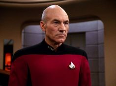 The Original Plan Was for Captain Picard to Speak in a French Accent - Neatorama