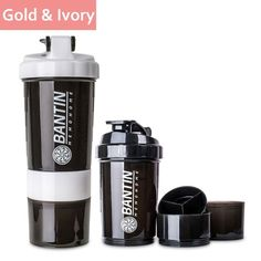 High Quality Whey Protein Shaker Bottle Plastic Drink Fitness Sport Blender Water Bottle BPA Free Shaker Cup 500ML #clothing,#shoes,#jewelry,#women,#men,#hats,#watches,#belts,#fashion,#style