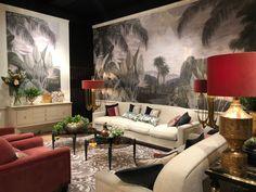 Ananbô: En ce moment, le salon du meuble de Milan. Papier peint panoramique Tsaratana Ananbô