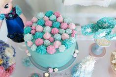 Festa Frozen por Bella Fiore.  Frozen Party by Bella Fiore.