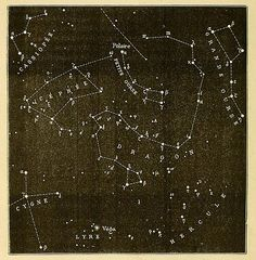 Add to my B print collection...my dad pointed out constellations in the clear night sky. <3