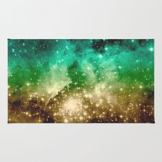 Galaxy Rug by Laura Ruth  - $28.00