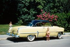 Kodachrome Cars. Slideshow of Mid Century America | The Jalopy Journal The Jalopy Journal