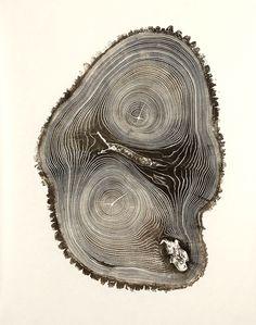 Woodcut Prints by Bryan Nash