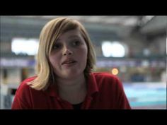 She is 17 years old and competes in national swimming competitions. She is training hard in the hope that she can compete in the 2016 Paralympics. This is her story. Williams Syndrome, Train Hard, Disability, Competition, Swimming, Meet, Training, Club, Videos