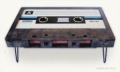 Tayble : Cassette Table