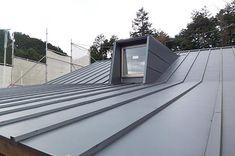 「屋根のハイサイドライト 納まり」の画像検索結果