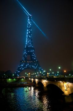 Eiffel Tower - New Years Eve