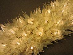 1.12.2012 - Kirsin käsitöitä - Vuodatus.net Christmas Decorations, Diy Projects, Ceiling Lights, Candles, Paper, Noel, Christmas, Candy, Handyman Projects