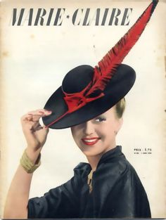 French Marie Claire, 1939