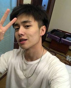 Ulzzang Boy, Asian Boys, Beijing, Cute Boys, Boy Fashion, Boy Or Girl, Hot Guys, Bae, Korea