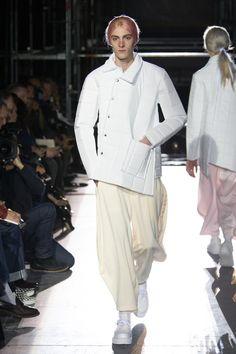 Comme des Garcons Homme Plus | Menswear - Autumn 2018 | Look 10