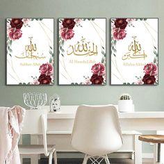 Watercolor Flower, Canvas Home, Canvas Art, Nordic Art, Canvas Wall Decor, Panel Art, Living Room Kitchen, Modern Wall Art, Flower Wall
