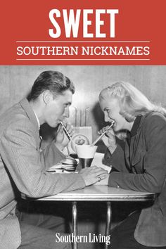 We collected charming nicknames that Southerners lovingly call their girlfriends, boyfriends, husbands, and wives. #nicknames #cutenicknames #nicknamesforboyfriends #couplenicknames #southernliving Cute Nicknames For Girlfriend, Nicknames For Girlfriends, Cute Boyfriend Sayings, Boyfriend Girlfriend Quotes, Sweet Boyfriend, Husband Quotes, Romantic Love Messages, Sweet Text Messages, Love Message For Him