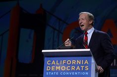 Democrats, including megadonor Tom Steyer, are working to blunt President Donald Trump's appeal as Democratic candidates duke it out for their party's nomination. Democratic Primary, Democratic Party, Georgia State University, Republican National Committee, Political Ads, Swing State, Media Campaign, Tom Steyer