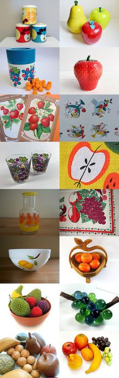 Tutti Frutti! by Cheryl on Etsy--Pinned with TreasuryPin.com