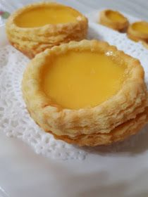 Learn what are Chinese Food Dessert Tart Recipes, Sweet Recipes, Cooking Recipes, Wonton Recipes, Cooking Ideas, Chinese Egg Tart, Chinese Food, Dim Sum, Pie Cake