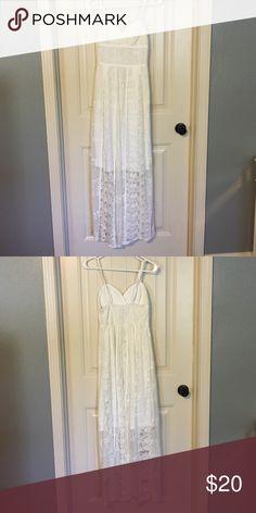 Selling this Never worn! on Poshmark! My username is: mckenzieburns89. #shopmycloset #poshmark #fashion #shopping #style #forsale #Solitaire #Dresses & Skirts