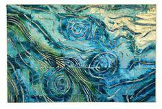 handmade paper by Priscilla Robinson