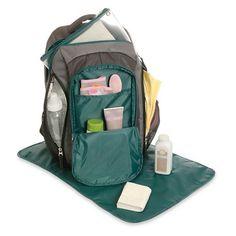 019cad1525 Eddie Bauer Backpack Grey Green   Target Diaper Bag Backpack