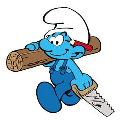 Smurfs, the little blue scientific creatures are back to life suddenly. The smurfs are back to life. Classic Cartoon Characters, Favorite Cartoon Character, Classic Cartoons, Comic Character, Cartoon Cartoon, Cartoon Shows, Holly Hobbie, Smurf Village, Comic Art
