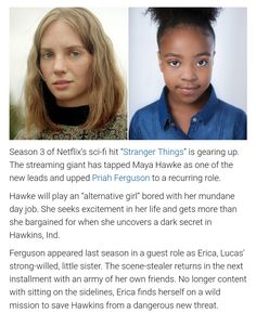 I can't wait! Erica was incredible and I'm sure this new character will be awesome!