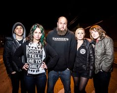 WAR ON WOMEN CONFIRM U.S. TOUR DATES WITH ANTI-FLAG