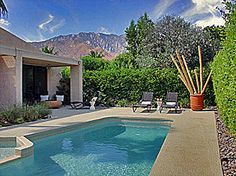 "The Palm Springs ""Sundance"" was designed by a team of professional interior designers who specialize in high end residential properties. Enormous time, energy and thought went into each area of the ho."