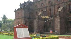 Basilica of Bom Jesus | INDIA AT A GLANCE