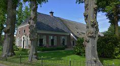 boerderij van het Oldambster type aan de Lageweg 14 in Noordlaren, omstreeks 1860