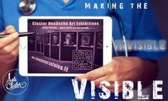Arte Cluster – Google+ Making the invisible... Visible ! Info Arte Cluster Awareness Exhibitions: artecluster@online.de http://alcecluster.cefalea.it Arte Cluster - Awareness through Art