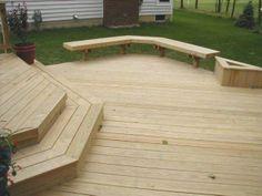 multi level deck idea