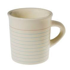 Memo Mug Set Of 2, $25.95, now featured on Fab.